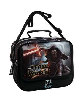 Star Wars Neceser Bandolera Adaptable  The Force Awakens Negro - 1