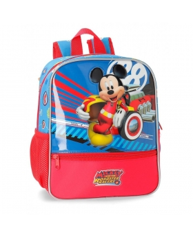 Mickey Mouse Mochila  World Mickey Multicolor - 1