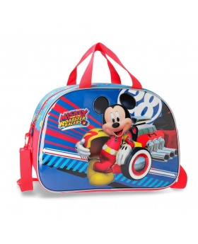 Mickey Mouse Bolsa de viaje  World Mickey Multicolor - 1