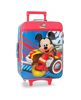 Mickey Mouse Maleta de cabina Mickey World Multicolor - 1