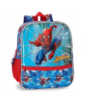 Spider-Man Mochila  adaptable a carro Spiderman Street Multicolor - 1