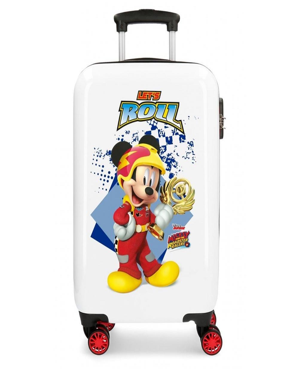 Mickey Mouse Maleta de cabina Mickey Joy rígida  Multicolor (Foto )