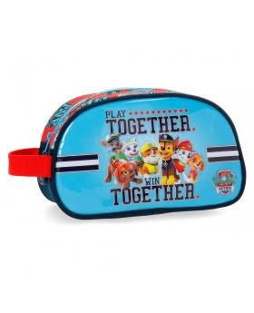 Patrulla Canina Neceser adaptable a trolley La  Play Together Azul - 1