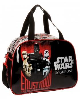 Star Wars Bolsa de viaje  Rogue One Negro - 1