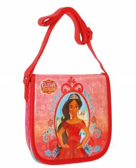 Elena de Avalor Bandolera con solapa  Rojo - 1