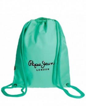 Pepe Jeans Harlow Gymsack Azul Pacífico 0