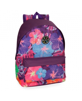Maui and Sons Mochila escolar Maui Paradise  Multicolor - 1