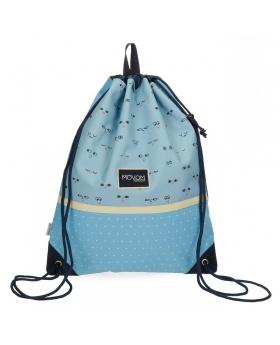 Movom Mochila saco  Wink  Azul - 1