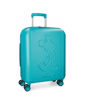 Mickey Mouse Maleta de cabina Mickey Premium rígida  turquesa Verde - 1
