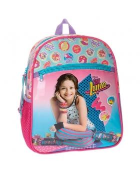 Soy Luna Mochila preescolar  Multicolor - 1