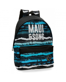 Maui and Sons Mochila Maui Waves Multicolor - 1