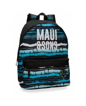 Maui and Sons Mochila adaptable a carro Maui Waves Multicolor - 1
