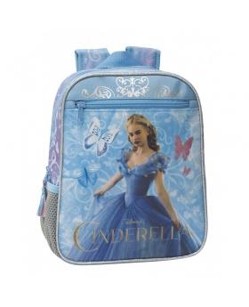 Princesas Mochila preescolar adaptable a maleta La Cenicienta Multicolor - 1