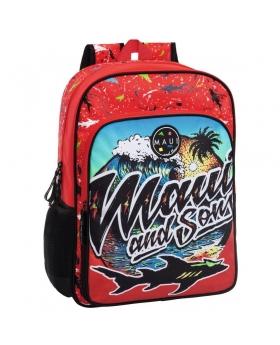 Maui and Sons Mochila Maui Beach Rojo - 1