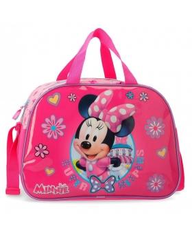 Minnie Mouse Bolsa de viaje  Minnie Super Helpers Rosa - 1