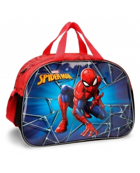Spider-Man Bolsa de viaje   Spiderman Black Multicolor - 1