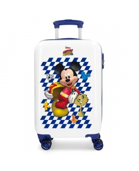 Mickey Mouse Maleta de cabina rígida Mickey Good Mood Multicolor - 1