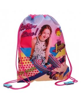 Soy Luna Mochila saco  Roller Multicolor - 1