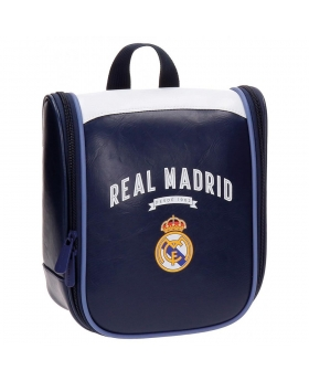 Real Madrid Neceser Vintage RM  Azul - 1