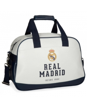 Real Madrid Bolsa de viaje  Gol Azul Marino Blanco - 1