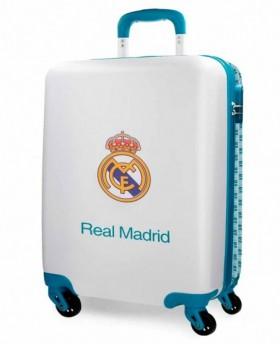 Real Madrid Leyenda Maleta de mano Azul Pacífico