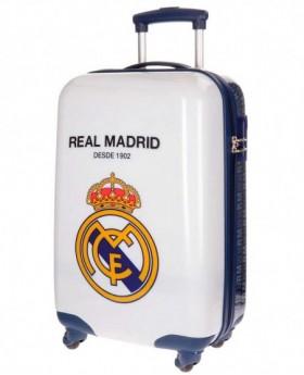 Real Madrid RM 1902 Maleta de mano Blanca 0