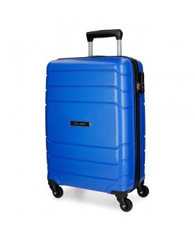 Roll Road Maleta de cabina rígida  Fast azul Azul - 1