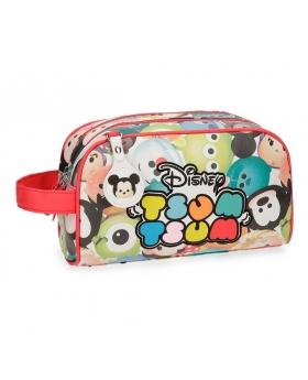 Neceser Disney Tsum Tsum Blanco - 26cm | Maletia.com