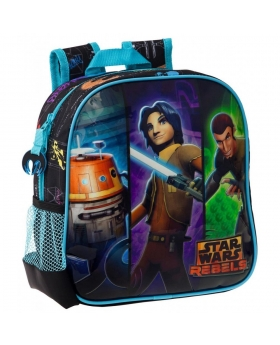 Star Wars MOCHILA STAR WARS REBELS 25CM Multicolor - 1