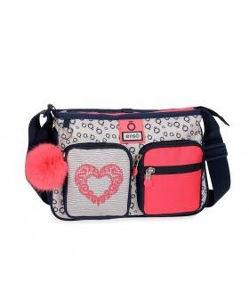 Enso Bandolera  Heart Multicolor - 1