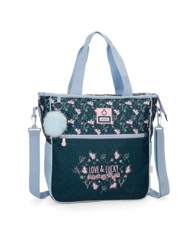 Enso Bolso shopper  Love and Lucky Multicolor - 1