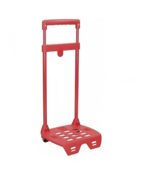 Roll Road Carro Escolar Mini   Rojo - 1