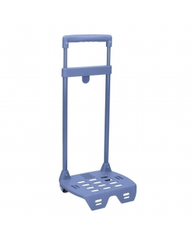 Roll Road Carro Escolar Mini  Tejano Azul - 1