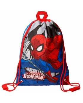 Spider-Man Mochila saco Spiderman Comic Multicolor - 1