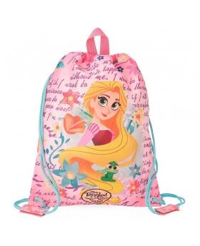 Princesas Bolsa de la merienda Rapunzel Multicolor - 1