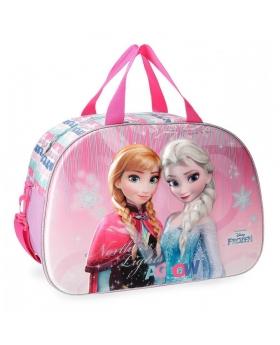 Frozen Bolsa de viaje  Fantasy frontal 3D Rosa - 1