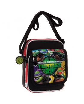 Tortugas Ninja Bandolera  Multicolor - 1