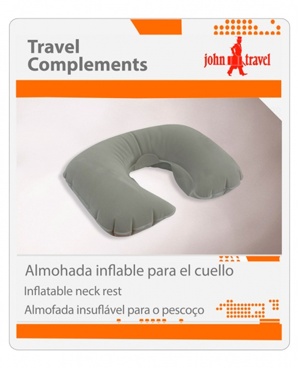 John Travel Almohadilla inflable (Foto )