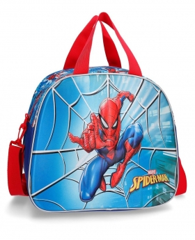 Spider-Man Bolsa de viaje   Spiderman Street Multicolor - 1