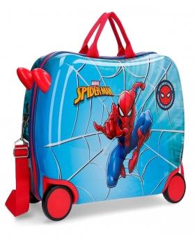 Spider-Man Maleta correpasillos Spiderman Street Multicolor - 1