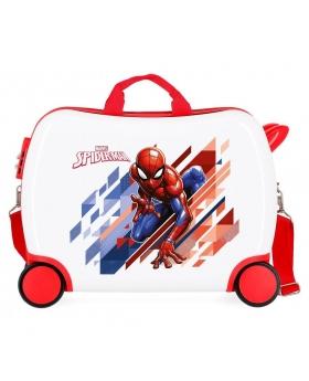 Spider-Man Maleta correpasillos Spiderman Geo Rojo - 1