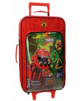 Dinotrux Maleta de cabina  Rojo - 1