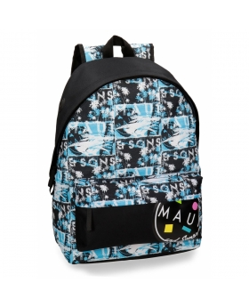 Maui and Sons Mochila escolar Maui Shark  adaptable a carro Multicolor - 1