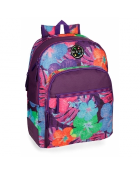 Maui and Sons Mochila escolar Maui Paradise  adaptable a carro Multicolor - 1