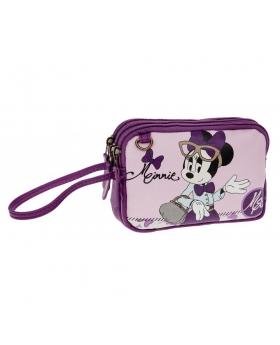 Minnie Mouse Mini neceser Minnie Glam Rosa - 1