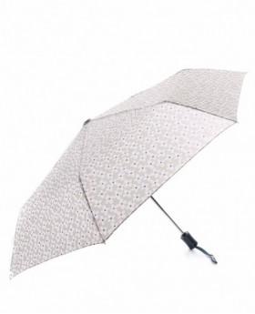 C-Collection Paraguas plegable automático Gris 0