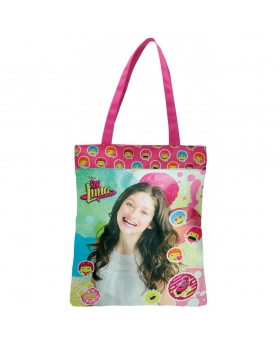 Soy Luna Bolso shopper Luna Icons Rosa - 1