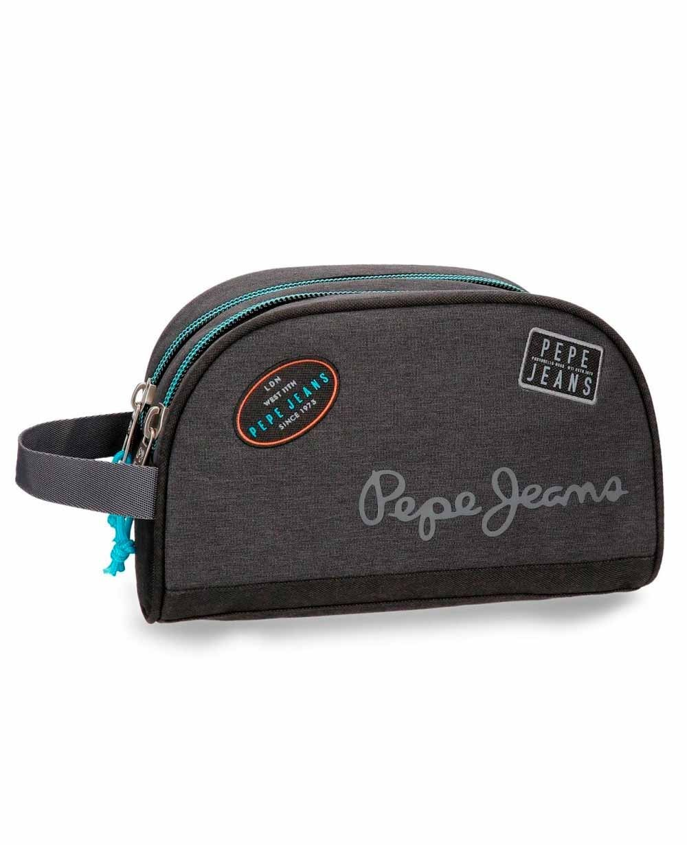 Pepe Jeans Teo Neceser Gris (Foto )
