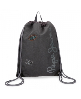 Pepe Jeans Teo Gymsack Gris