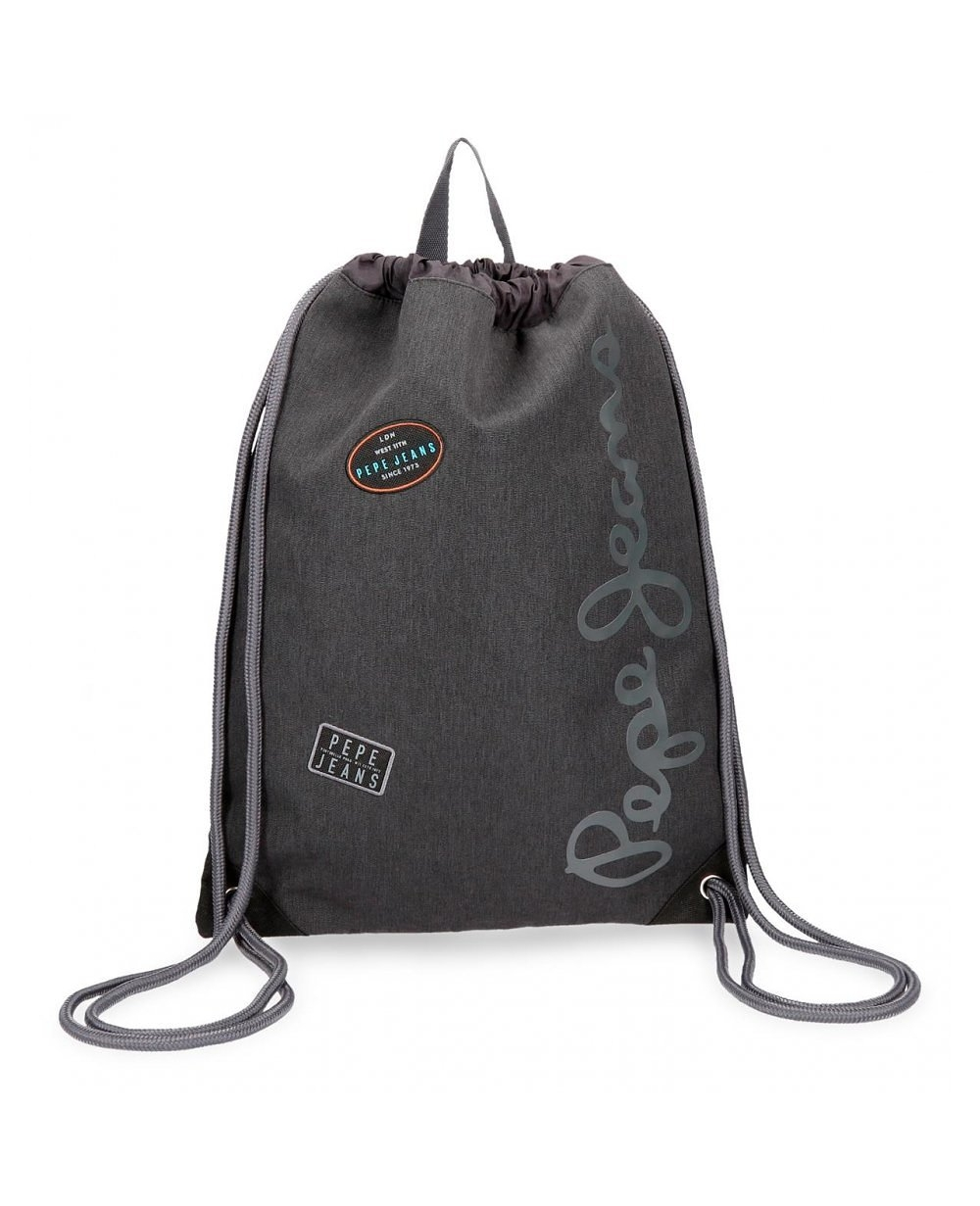 Pepe Jeans Teo Gymsack Gris (Foto )